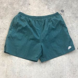 Vintage 90's Nike Men's Swim Trunks